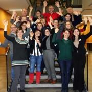 Preparatory Meeting einer Gruppe von europäischen Forscherinnen und Forscher