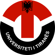 Logo der University of Tirana